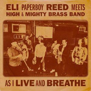 "Eli ""Paperboy"" Reed"