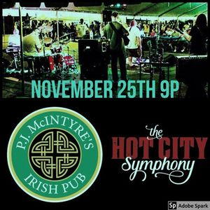 The Hot City Symphony
