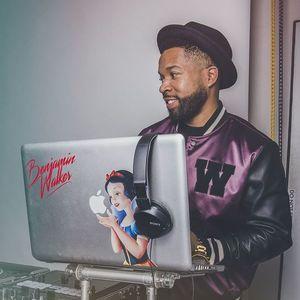 DJ Benjamin Walker