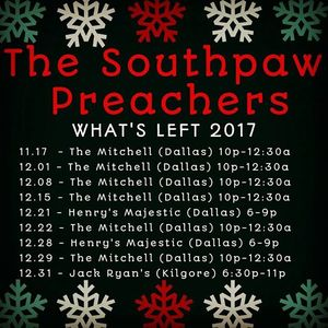 The Southpaw Preachers