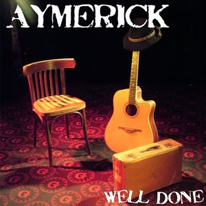 Aymerick, blues acoustick