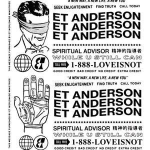 ET Anderson