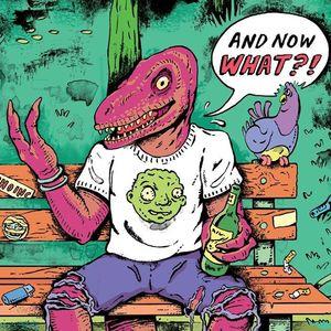 Purple Dino