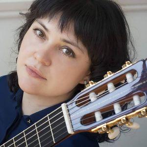 Irina Kulikova, Classical Guitarist