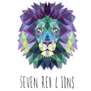 Seven Red Lions