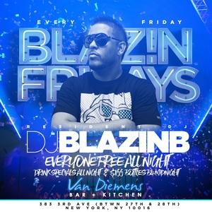 DJ BlaZin B