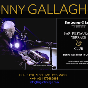 Benny Gallagher Official  Artist Page