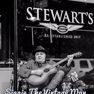 Siggie The Vintage Man