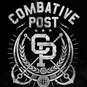 COMBATIVE POST