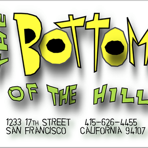 Bottom Of The Hill