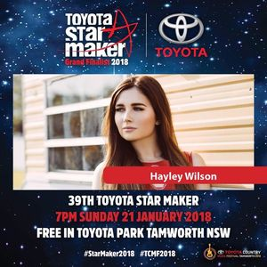 Hayley Wilson Music
