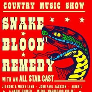 Snake Blood Remedy