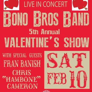 Bono Bros Band