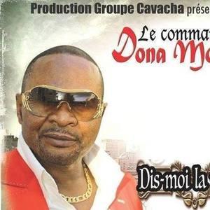 Le Commandant DONA-MOBETI