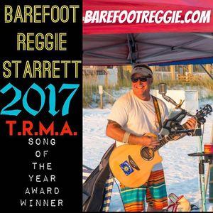 """Barefoot"""" Reggie Starrett, Music Page"""