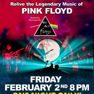 Us and Floyd: New York's Pink Floyd Tribute Band