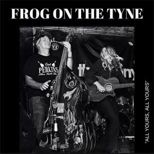 Frog on the Tyne