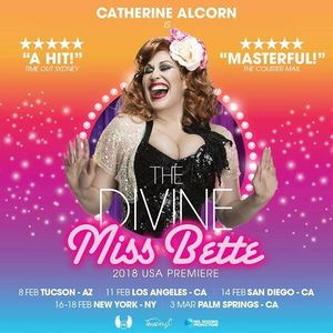 The Divine Miss Bette!