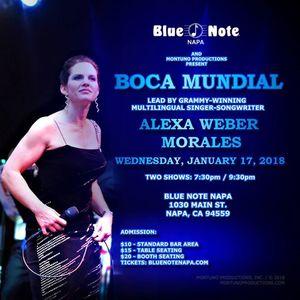 Alexa Weber Morales