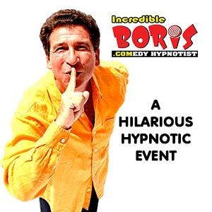 Hypnotist Incredible BORIS CHERNIAK