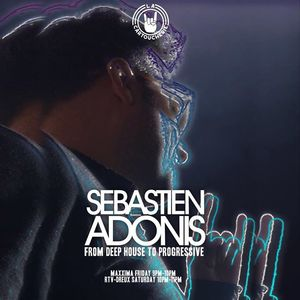 DJ Sébastien Adonis