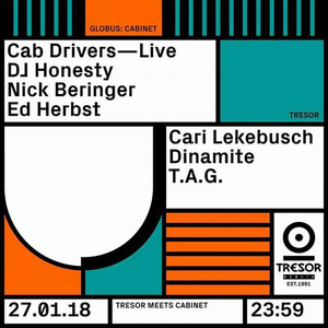 Dj T.A.G. - Tresor / Berlin