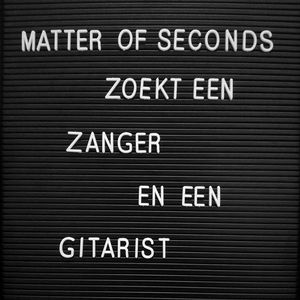 Matter of Seconds