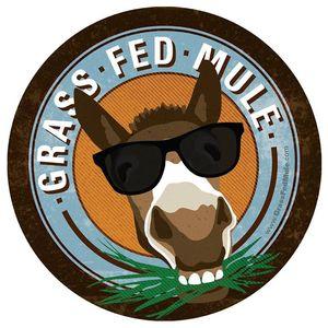 Grass Fed Mule