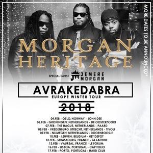 The Royal Family of Reggae Morgan Heritage