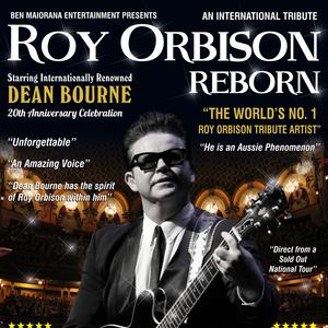 Dean Bourne Australia's Roy Orbison