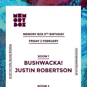Memory Box Parties