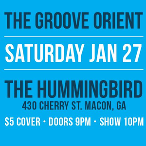 The Groove Orient