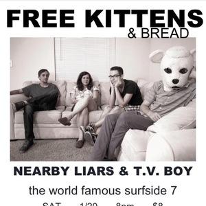Free Kittens & Bread