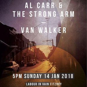 Al Carr And The Strong Arm