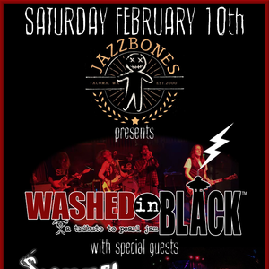 Washed In Black - A Tribute to Pearl Jam