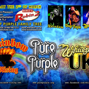 Deep Purple Family Tree