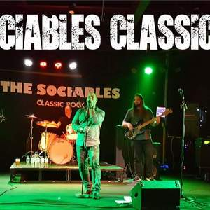 The Sociables, classic rock and blues.