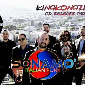 Sonamo' - Italian Funk