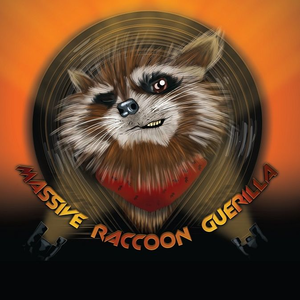 Massive Raccoon Guerilla
