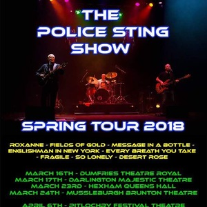 The Police Sting Show