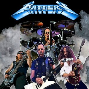 "BatterY ""The Masters of MetallicA"" Tribute Band"