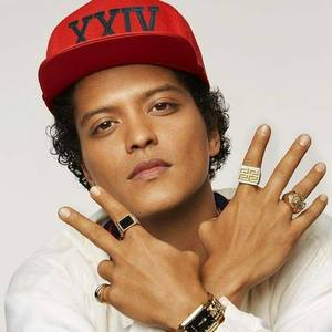 Bruno Mars Paraguay