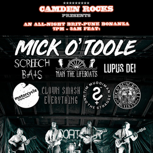 Camden Rocks Presents