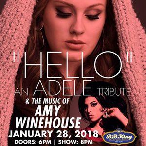 Hello The Adele Experience