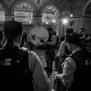 Midlothian Scottish Pipe Band