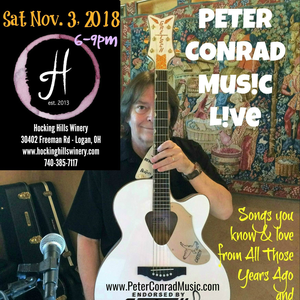 Peter Conrad Music