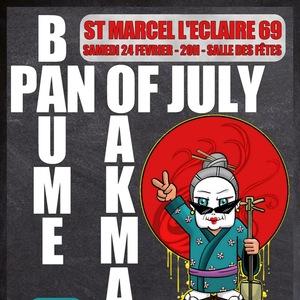 Pan of July