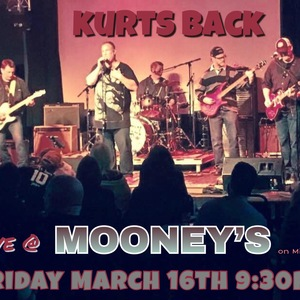 Kurts Back, the band