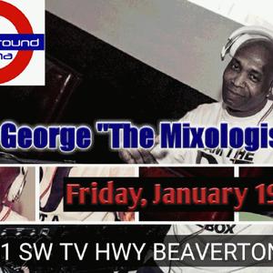 DJ GEORGE THE MIXOLOGIST