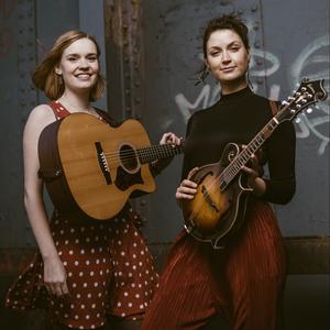 Bella Gaffney & Polly Bolton